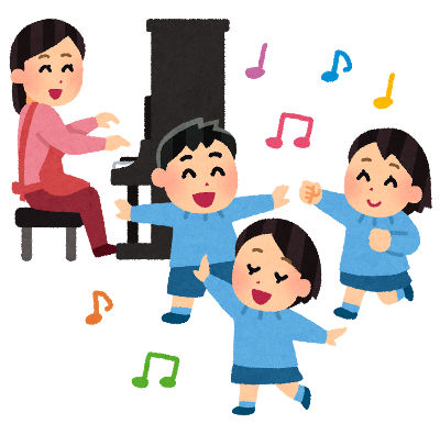 youchien_piano_kids