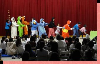 児童文化系 ばら組