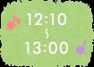 12:10~13:00