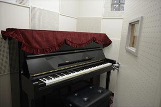 本館 ピアノ練習室