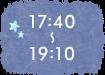 17:40~19:10