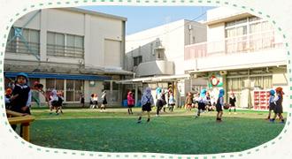 併設幼稚園の紹介